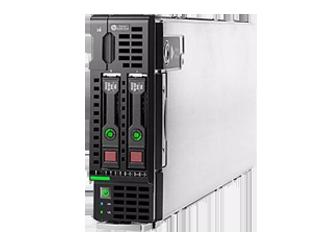 HPE.BL460c.Gen9.E5-2640v4.1P.32GB.Svr