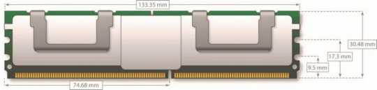 DDR2 FULLY BUFFERED DIMM